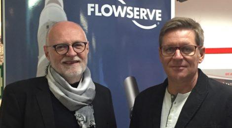 Flowserve setzt auf IsakConsulting